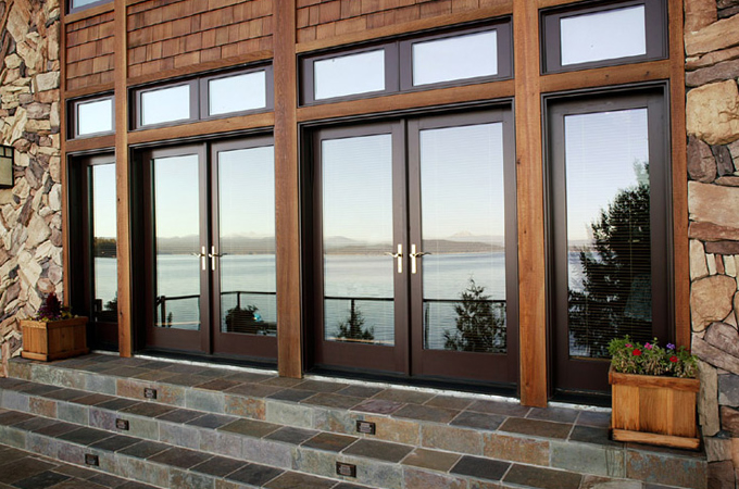 Loewen Patio Doors ... & Altenative Window Supply | Patio Door Products | Loewen Patio Doors Pezcame.Com