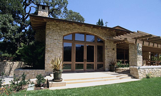 Architectural Traditions Patio Doors