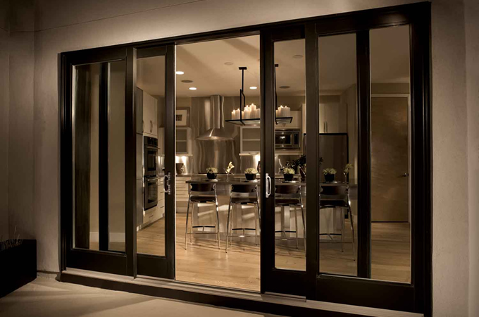 FiberFrame Patio Doors