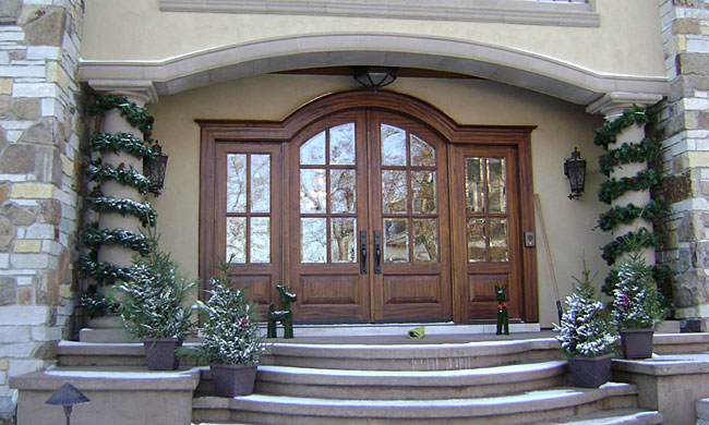 Architectural Traditions Entry Doors