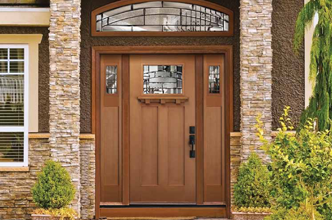 Altenative window supply entry door products masonite Belleville fiberglass doors